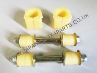 Mitsubishi Pajero/Shogun 3.0 Petrol (V43-LWB) - Rear Anti Roll / Stabilizer Bar Bush Kit (26mm)